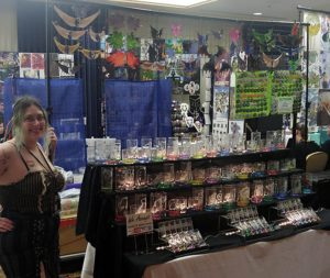 anime con geek glassware handmade crafts